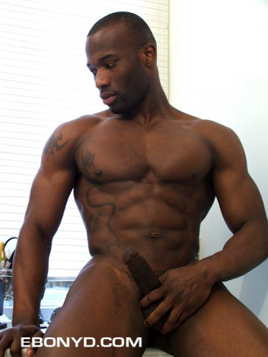 Hot Black Guy Naked