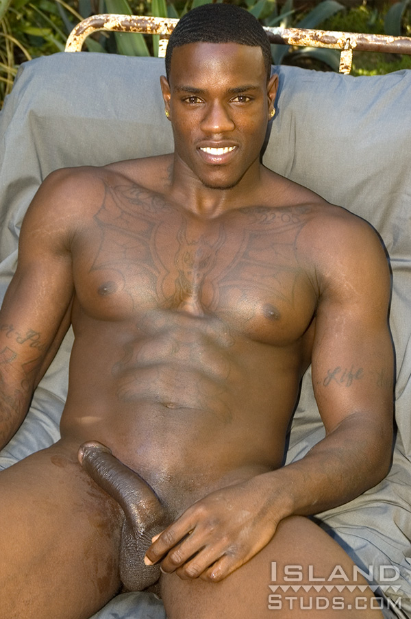 naked black man stud
