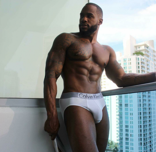 from Roger free black naked gay man pic