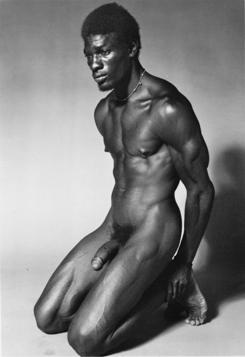 naked black man 50